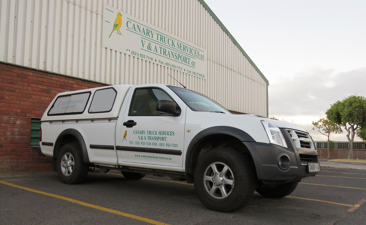Canary Truck Services Bakkie